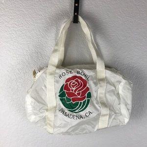 Rosebowl mini duffel bag